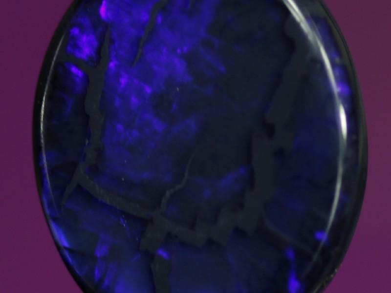 5.4ct Black Opal