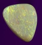 2.4ct Semi Black Opal