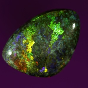 1.2ct Andamooka Solid Opal
